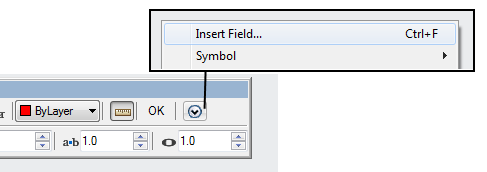 how to insert autocad pdf drawing into word