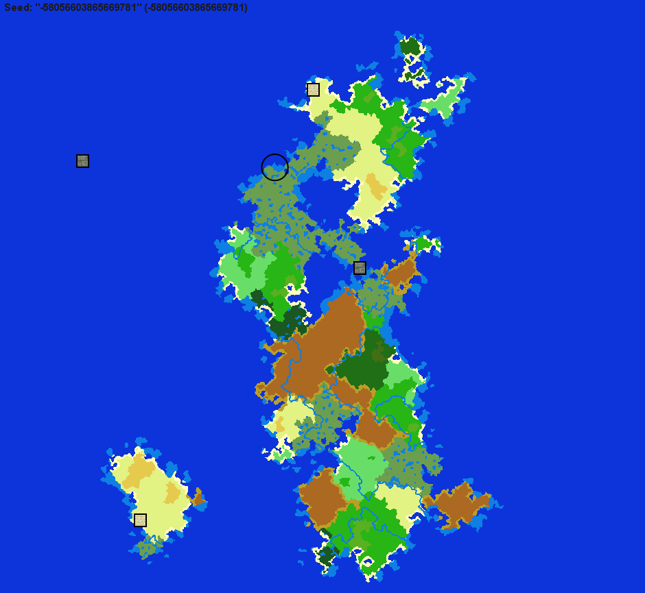 Minecraft island seeds also small continents simple solutions update gumiabroncs Image collections