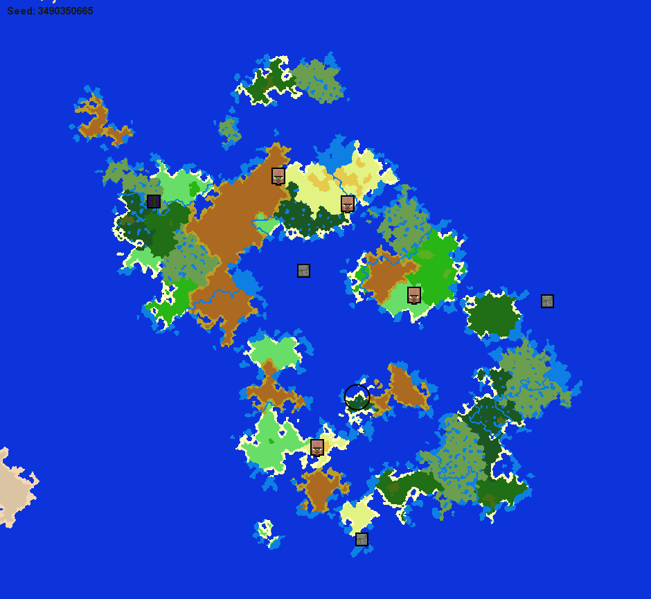 Minecraft island seeds also small continents simple solutions islandcontinentseed3 gumiabroncs Image collections