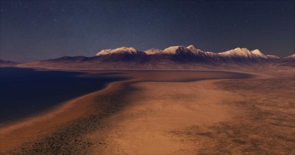 alien shores 4k