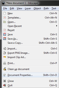 how to open an ai file in inkscape