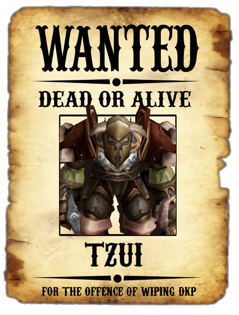 wanted-tzui