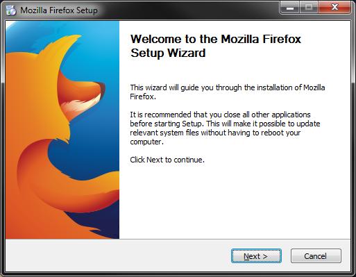 Latest Version Firefox